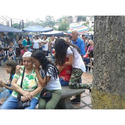 Dia de Salvación Elevangeliocambia presente en Caracas Caricuao Equipo1