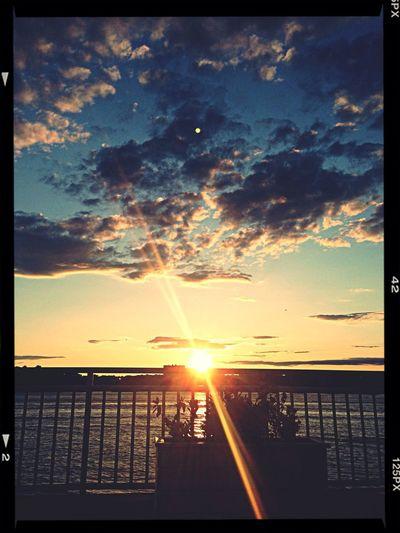 Chelseapier Sunset