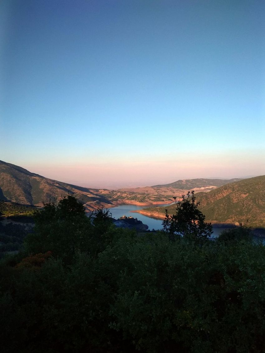 Landscape Nature Outdoors Beauty In Nature Tree Blue Day Lost In The Landscape GREECE ♥♥ Nature Smokovo Beauty In Nature Lake Mountain Relax❤️ Art Is Everywhere Relaxing ♥ Relax