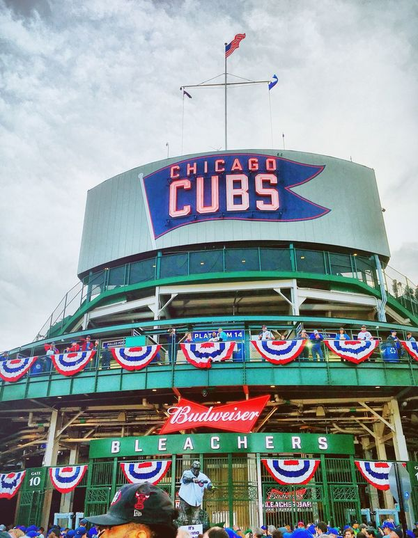 No excuses. Getitdone IPhoneography Picoftheday Chicago Cubs Mba Worldseries2016 Creativity Stopprocrastinating Wrigleyfield