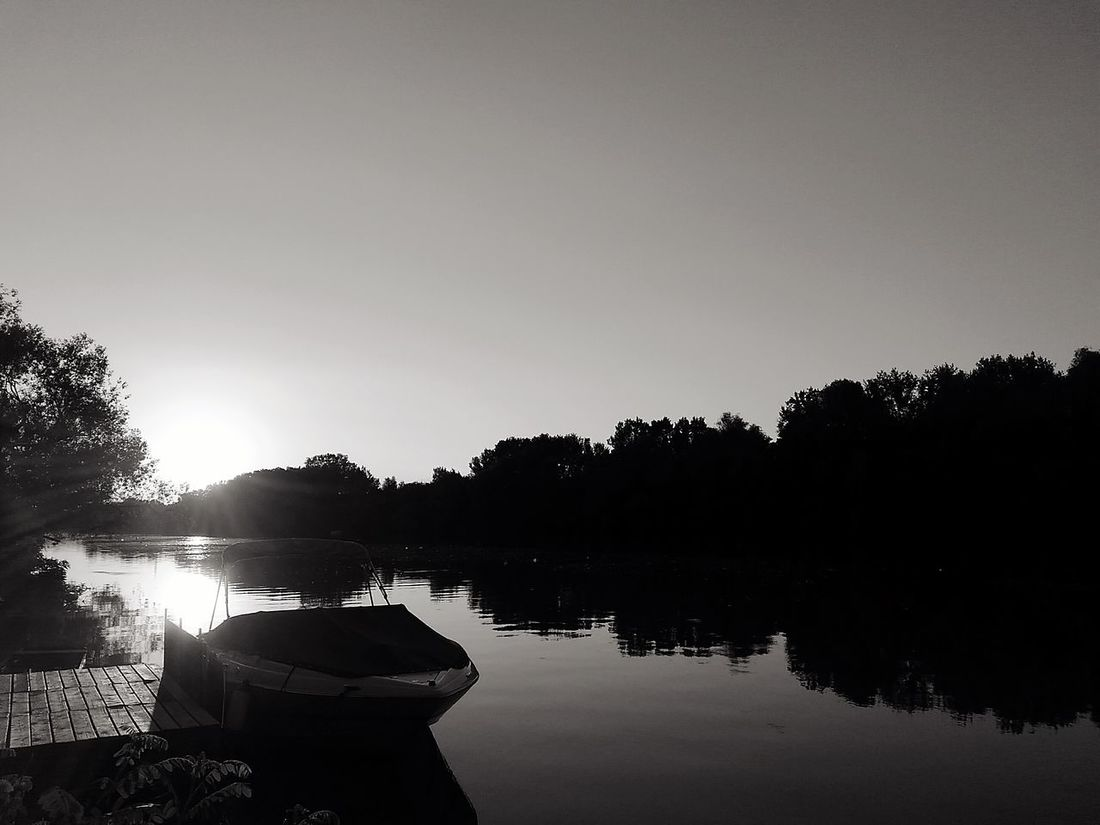 The Mix Up Tisza River Summer Sunset Water River Boat Black & White Forest Asuszenfone2laser AsusPixelMaster