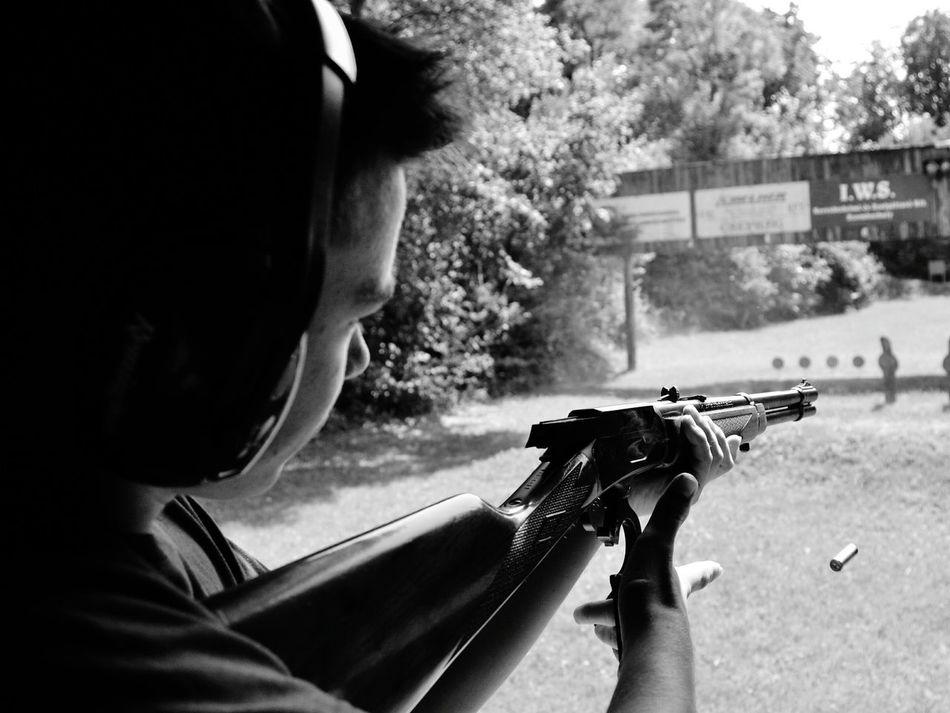 Shoot Gun Winchester 38special
