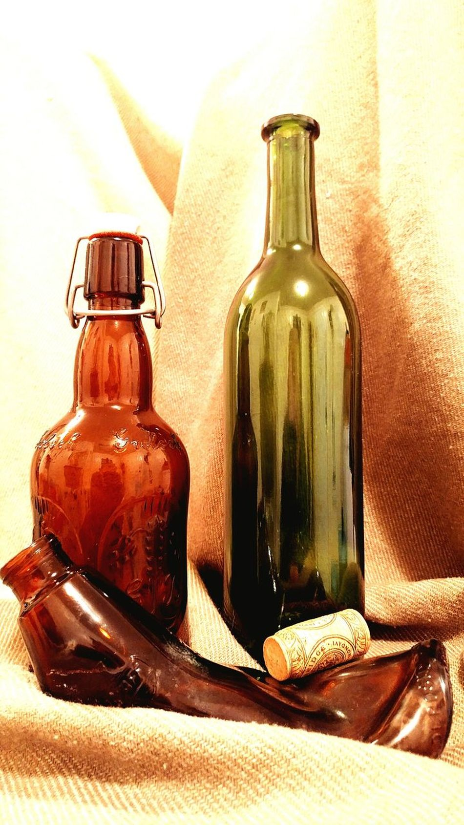 Lieblingsteil Glass Art Bottle Food And Drink Old-fashioned Close-up No People Food Nuclear Blast Desert Glass Sculptures Old Bottles Cork Wine Beer Vintage Lieblingsteil EyeEm Best Shots