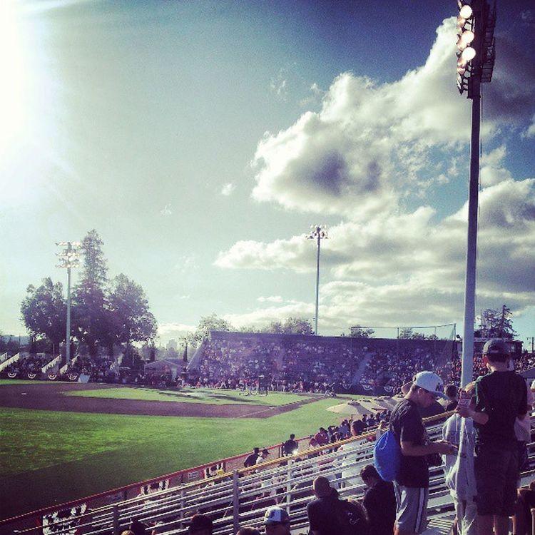 All star game in San Jose, California League vs Carolina League Homerun Derby Sj  Minorleaguebaseball AllStarGame
