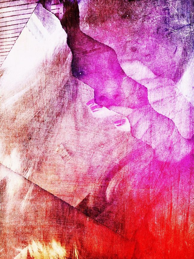 Abstract Me Peeling Off For My Friends That Connect Abstract Abstractions In Colors IPhoneArtism The Color Of Technology Geometric Shape RipFixApp