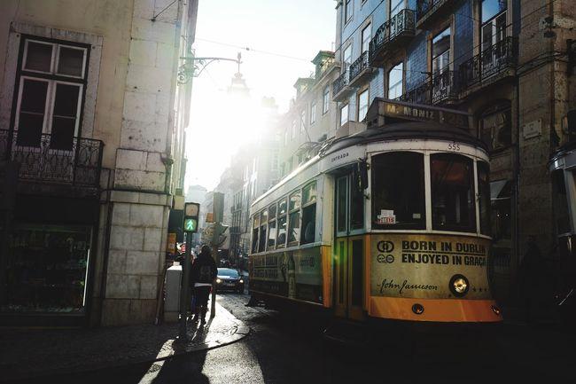 Straßenbahn Street View Cityscapes