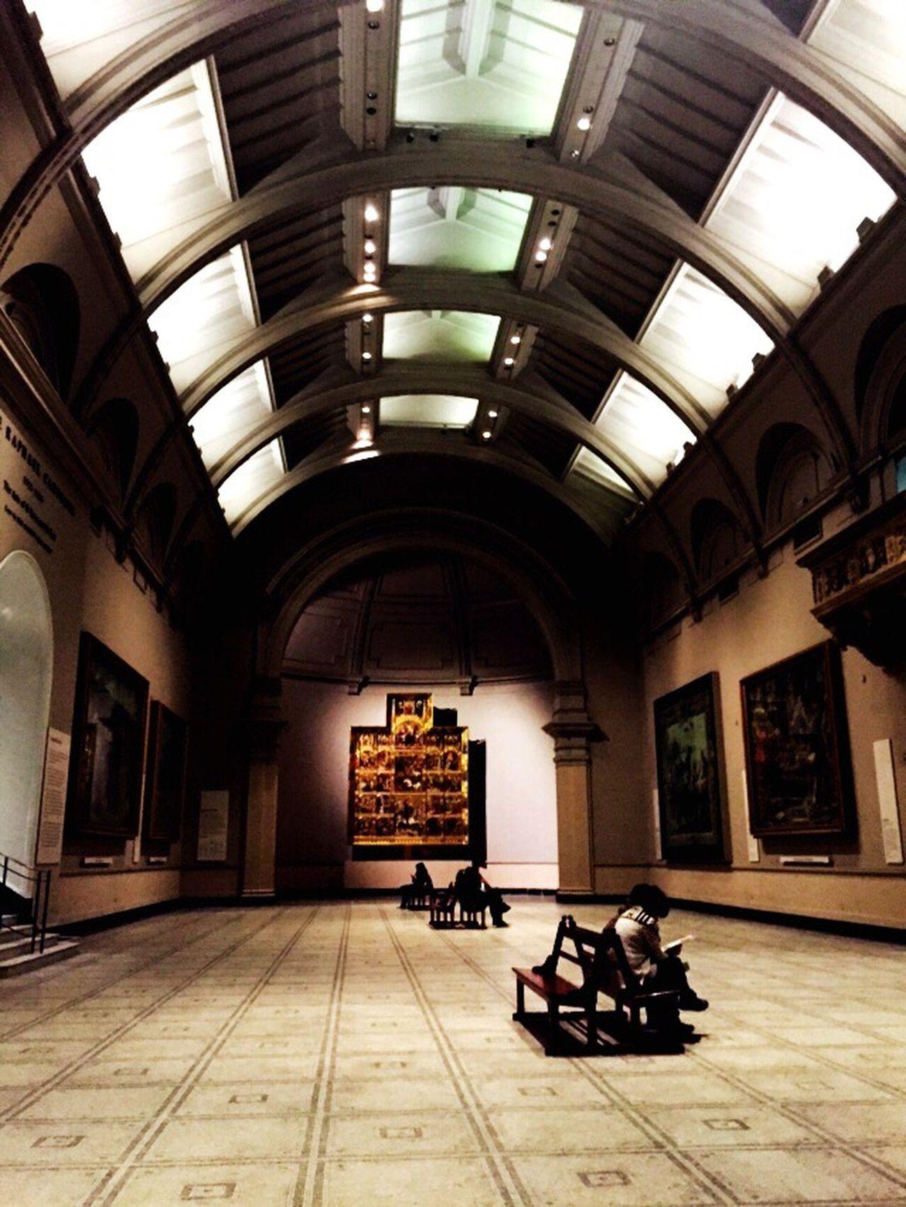 V&A Museum London Gallery Art