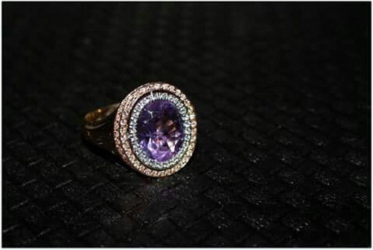 Riflessidoro Riflessi Gioielli Pietre Gioielleria Ametista Ametist Diamante  Diamanti