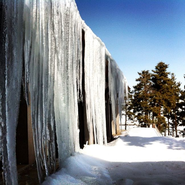 Buzul çağı Doğuekspresi Kars Turkey Coldwinter Snow Taking Photos Hellooo Eyem !  Nature