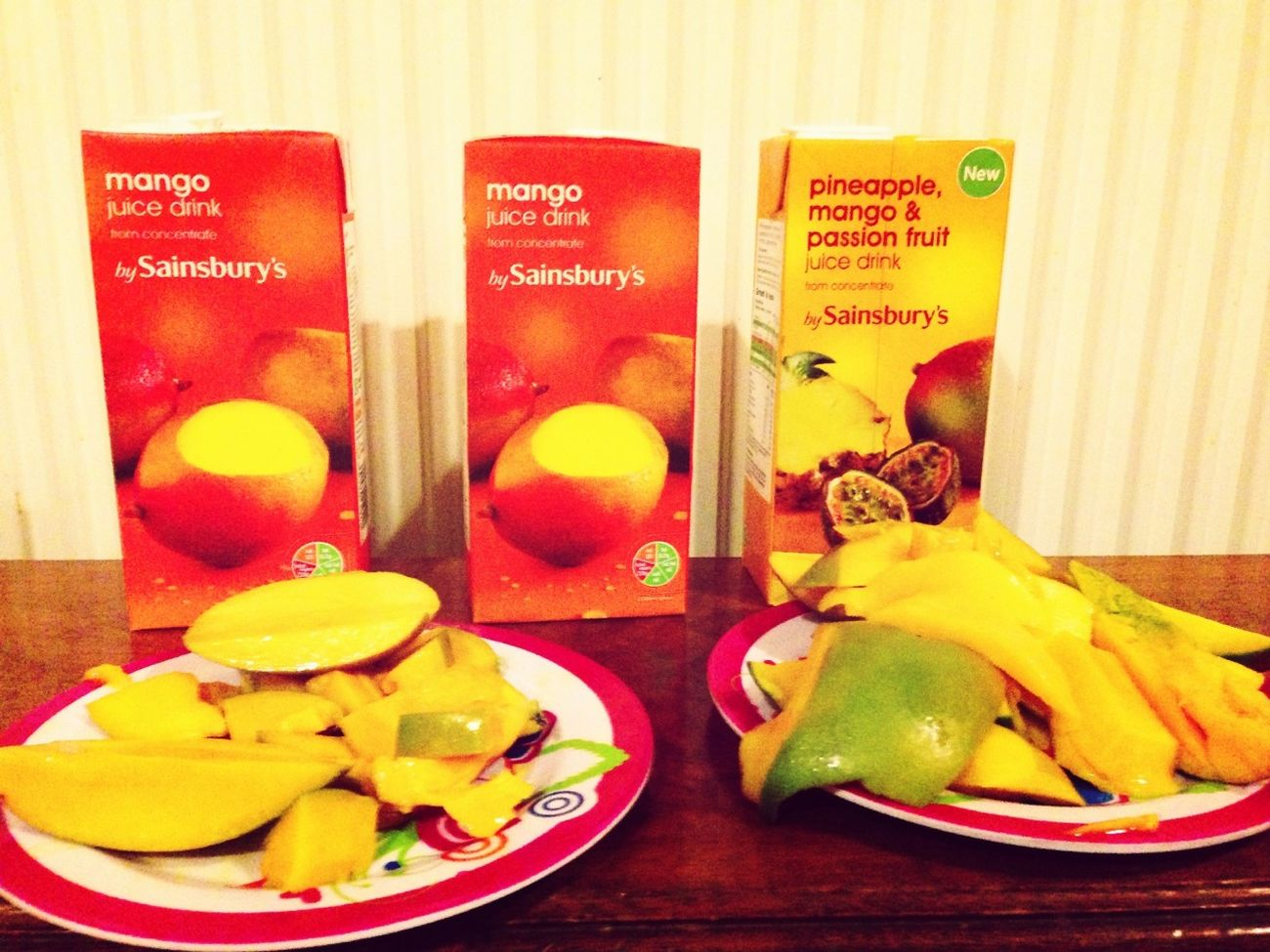 We Like The Mango