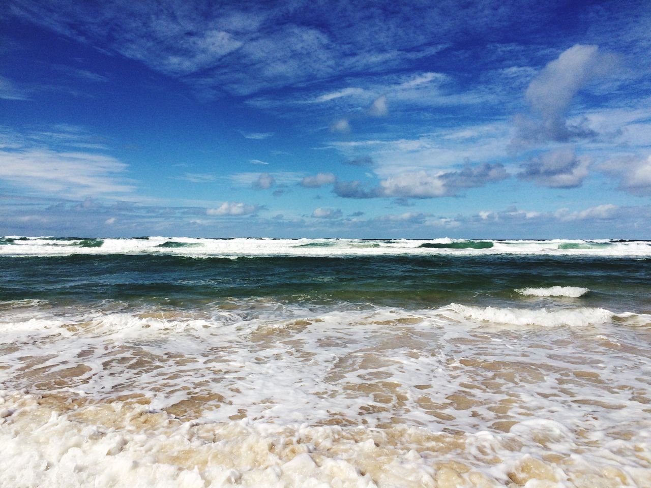 Beautiful stock photos of ocean, Australia, Beach, Beauty In Nature, Cloud - Sky