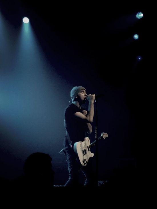 All Time Low Alex Gaskarth Love Concert