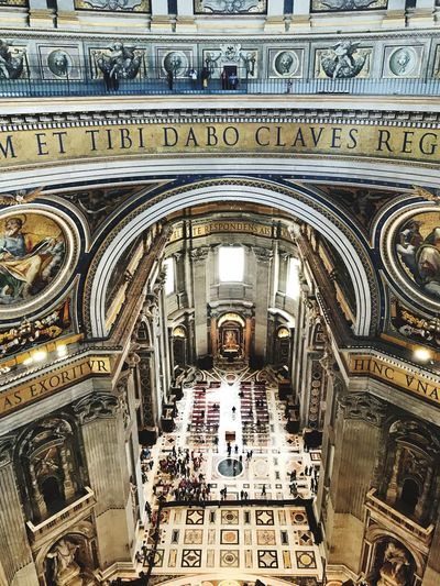 St.Peters Basilica Architecture History Roadtrip Traveling