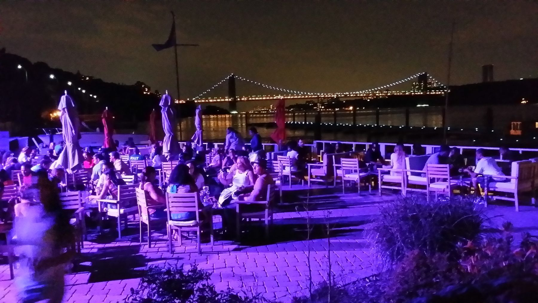 La Marina Washington Heights Domincan Night Life New York