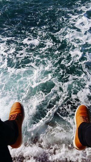 Sea Shoes ♥ Timberland