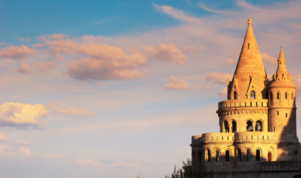Beautiful stock photos of budapest, architecture, sky, built structure, religion