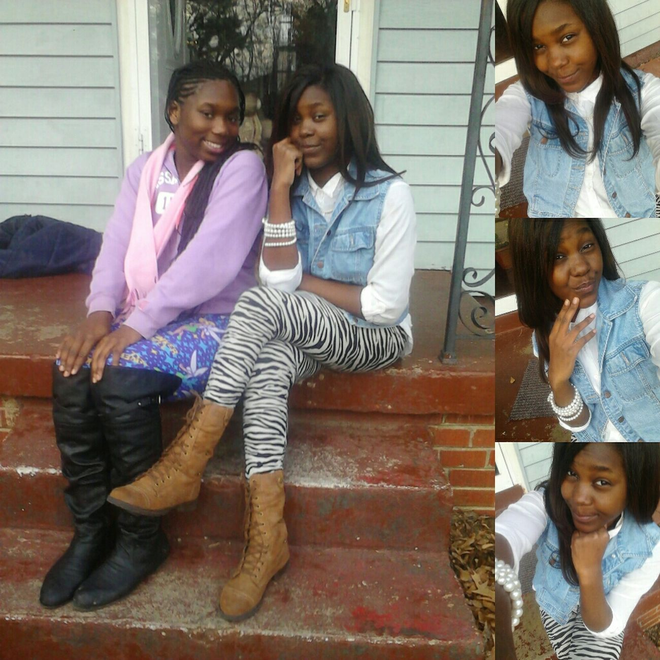 - Keona And I Today !