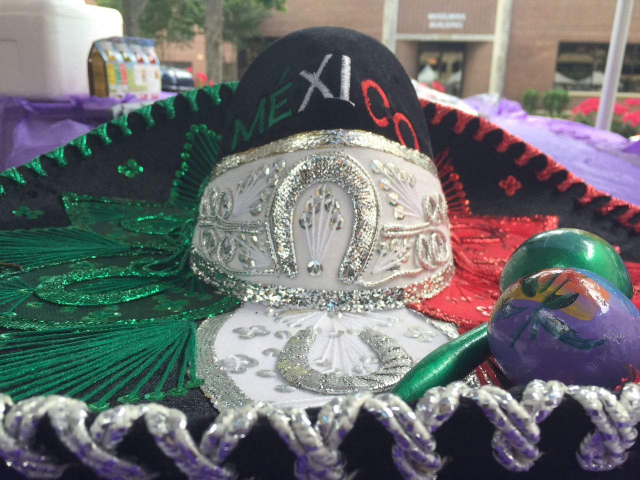 Cinco De Mayo Close-up Cultures Day Focus On Foreground Mexico Multi Colored No People Outdoors