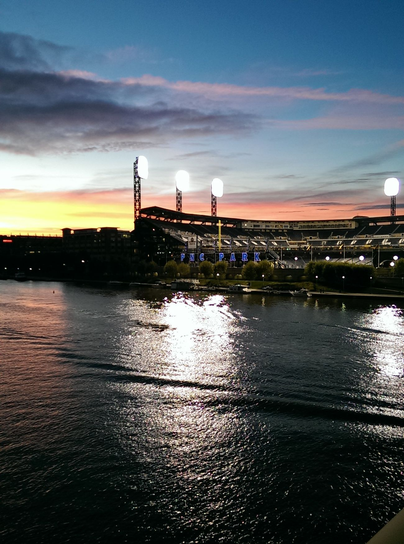 Pnc Park last game of the 2015 season Pittsburghpirates PNC Park Summer First Eyeem Photo