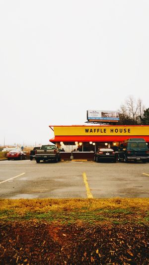 """Okay then"" Hanging Out Check This Out VSCO Travel Southern Travelgram Wafflehouse Americana"