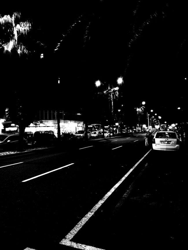 Midnight.