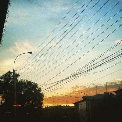 Photo_by_vs VSCO Instagram_photo Like_it Beautiful VSCAM Nature Sunny Day Sunset Summer