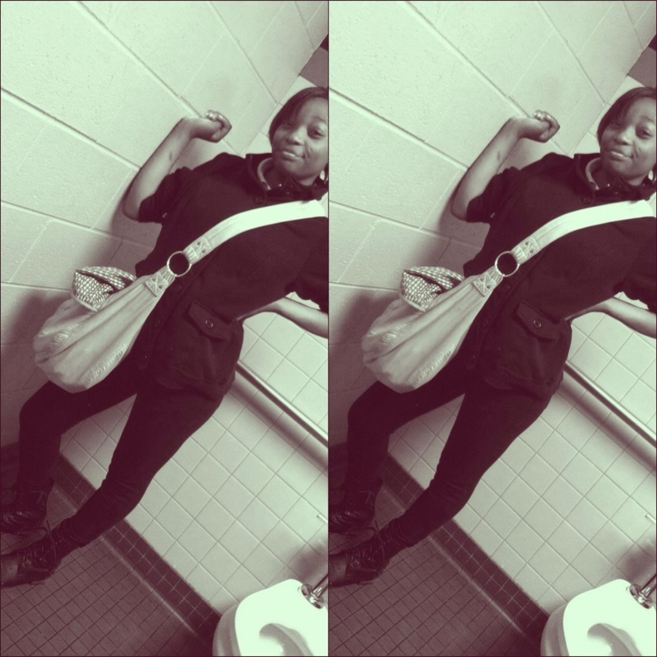 Mehhh Todayy NShit , I Wass Modeling