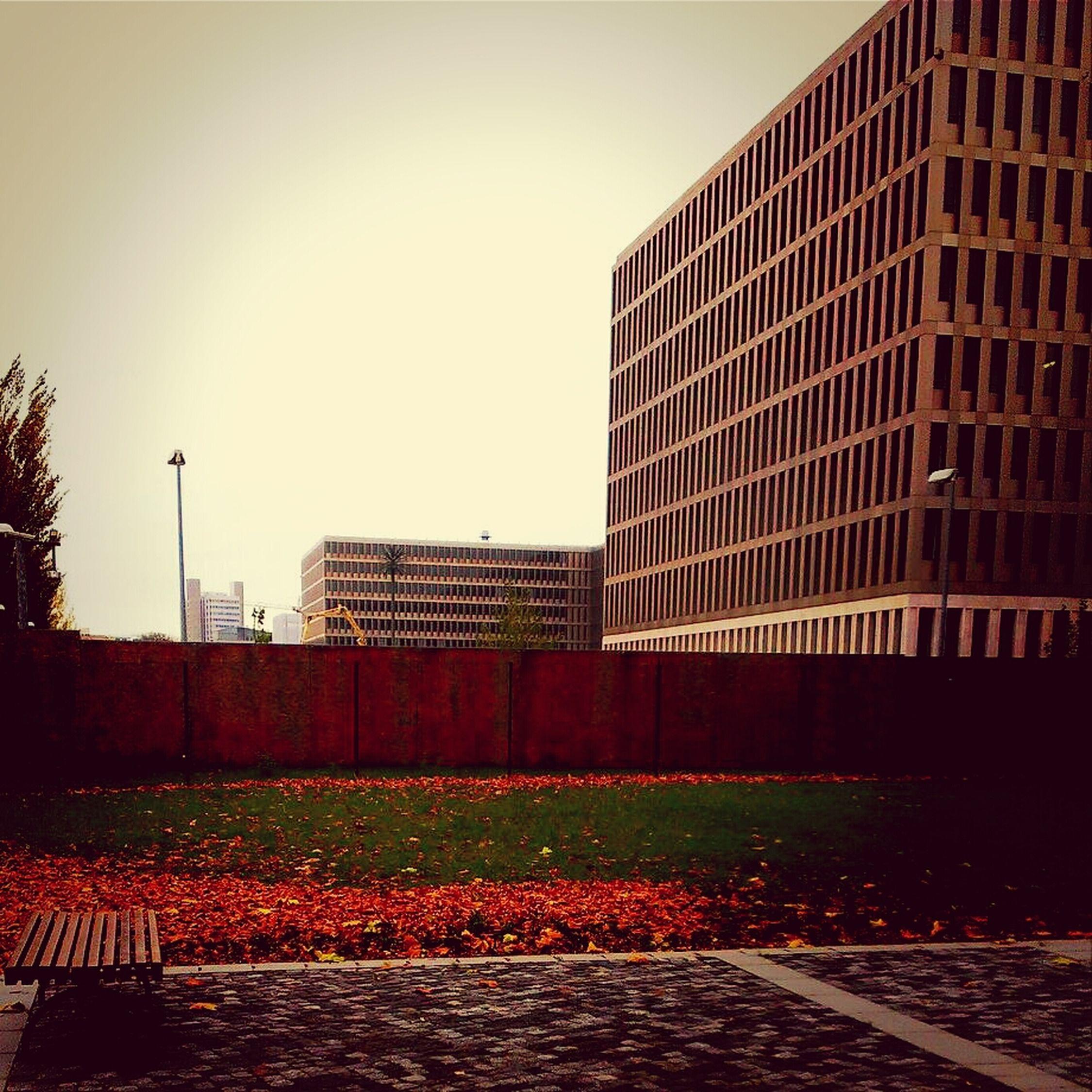Bundesnachrichtenpalme Berlin
