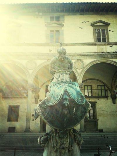 Firenze Santissimaannunzuata Italia Rinascimento