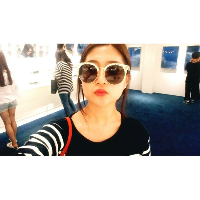 Sunglasses :) Stoneglasses 540000won Campaign