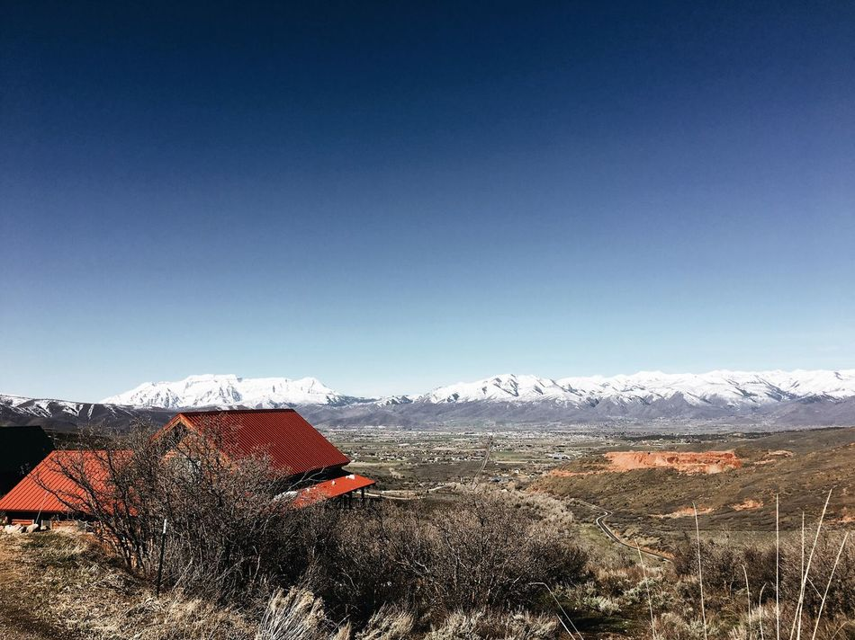 can't stop thinking about the view. Utah Heber City
