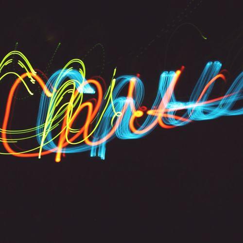 Night Lights Chris Name Los Angeles, California Perspectives Illdrm Illegaldream Art