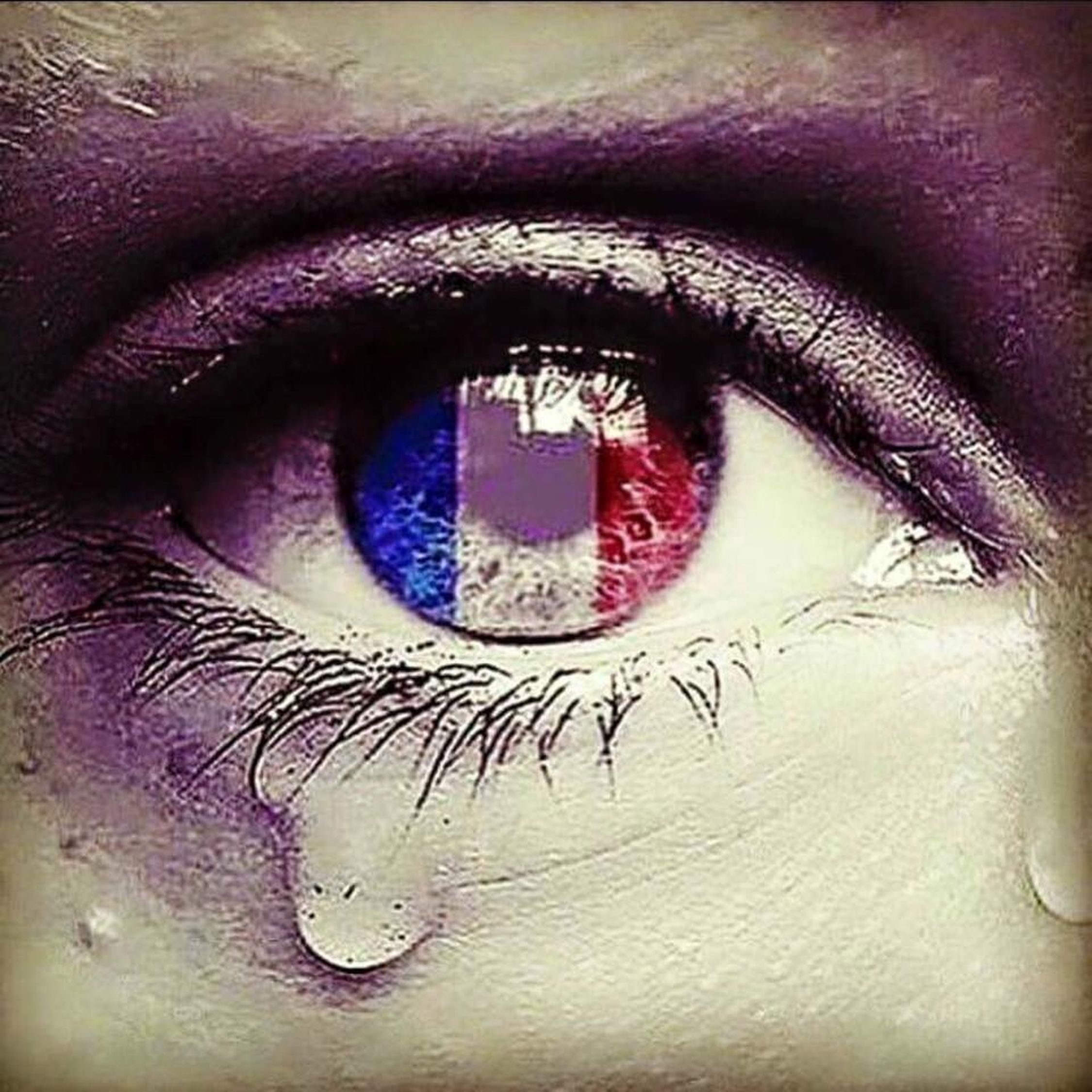 Paris Attack Sadness Anger LaMarseillaise Proud to be French
