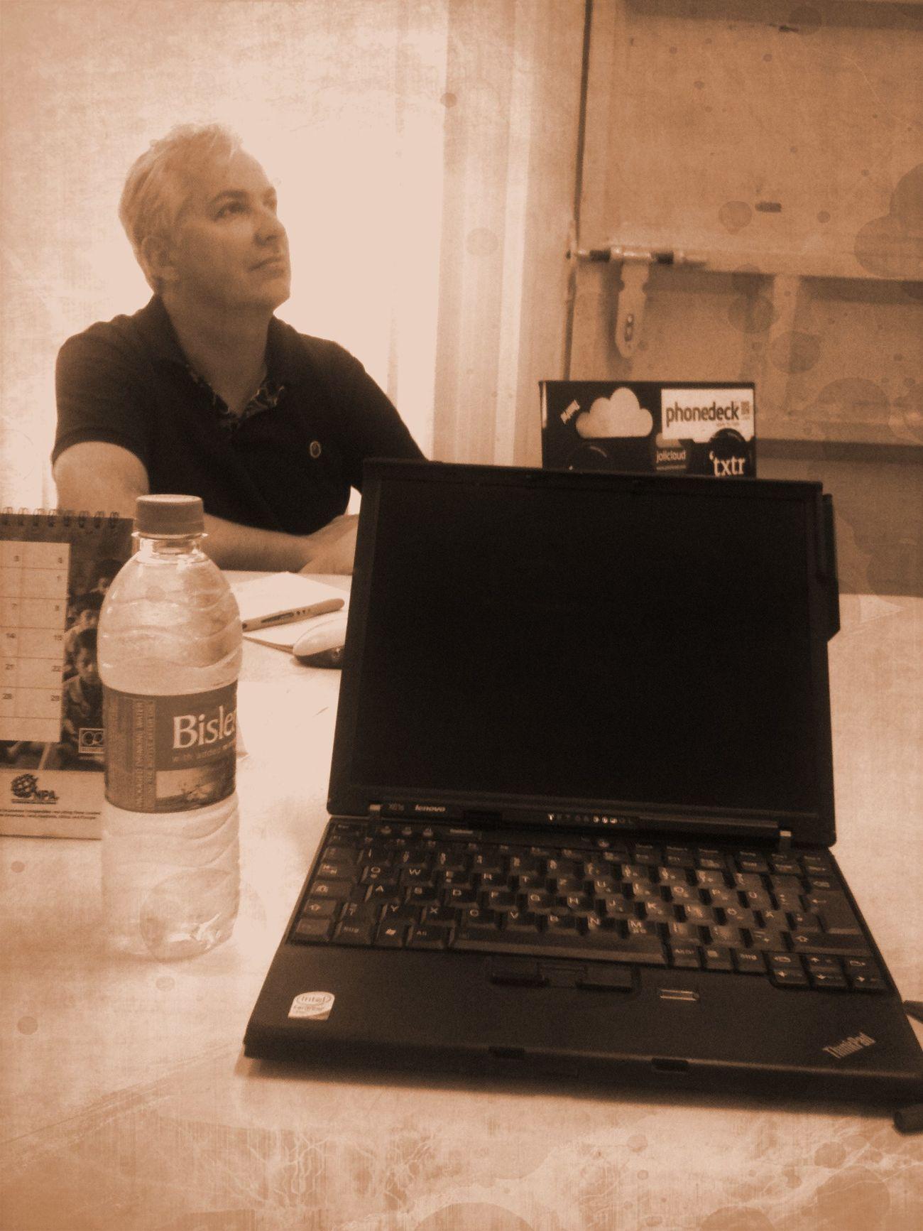 Meeting at Toostep Office Meeting