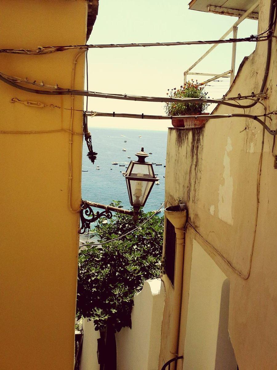 Positano, Italy Costiera Amalfitana Il Bello Dell'Italia