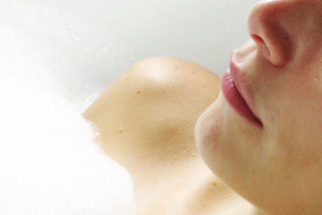 Fine Art Photography Bathroom Bath Woman Bubble Bath Woman Bath Portrait Of A Woman Relaxing Relax Naked_art Girl Bath Lips Cute Life Girl Moment Of Silence Moment In Time Showcase July Home Is Where The Art Is Female Home Sweet Home Female Community