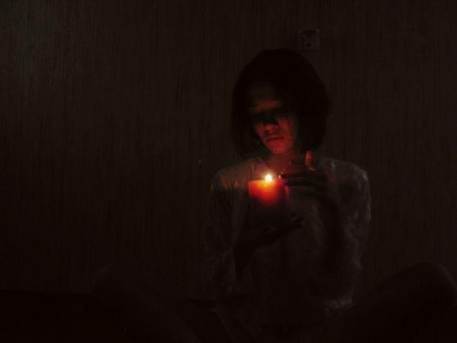 Dissapointed Gasp Fear Of The Dark Darkness Furcation Dark Blak Madness Pain Shadow Magic Thinking
