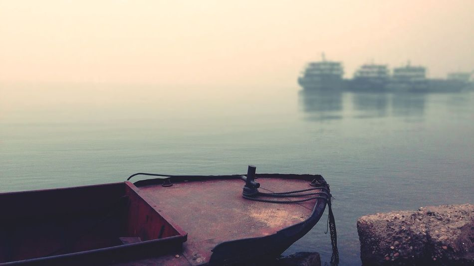 Yangtze River On The Road Ship Boat The Great Outdoors - 2015 EyeEm Awards