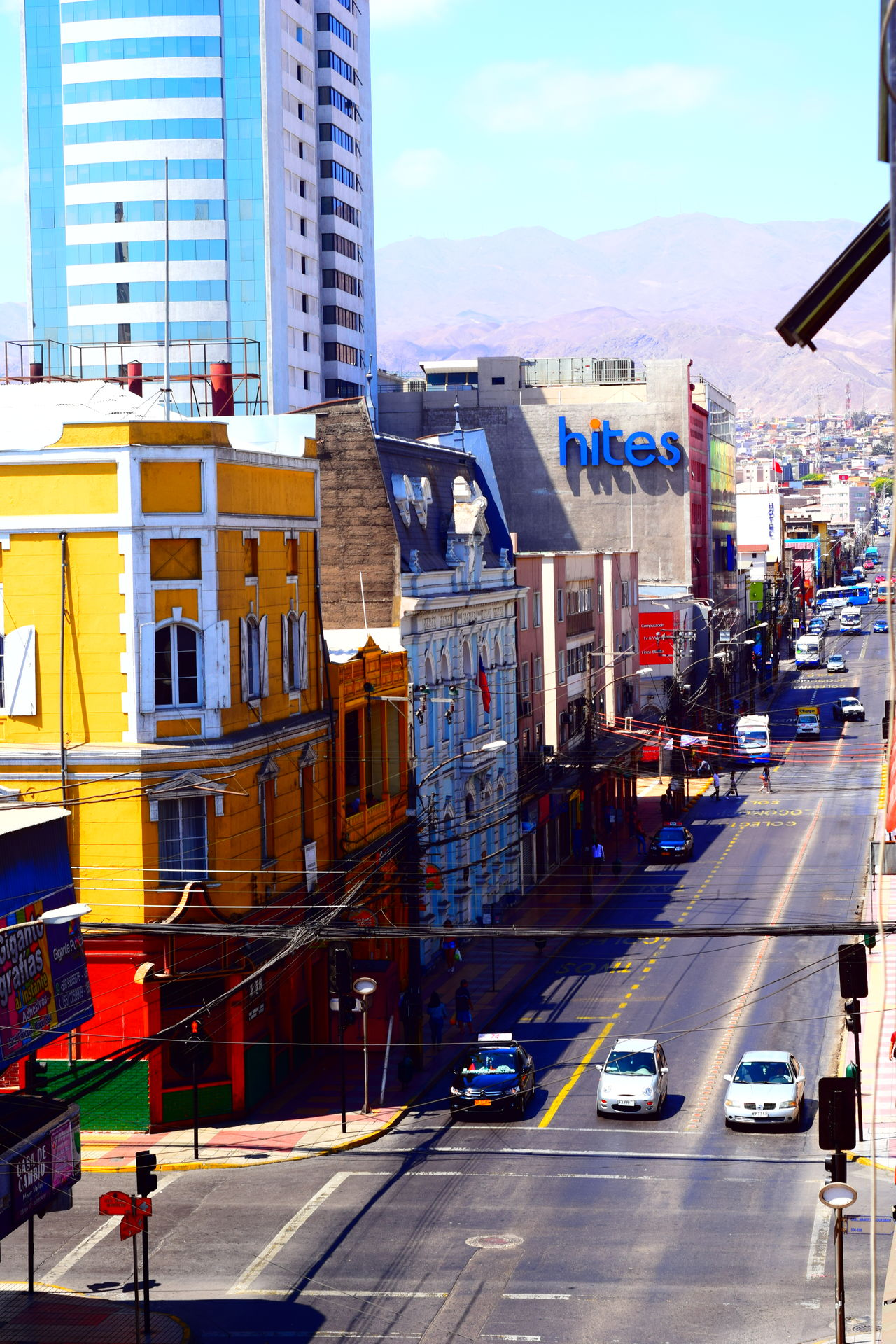 Antofagasta Architecture Chile Color Chile Vivo City City Life City Street Colorcity Hleckter Nikond3300 Photography