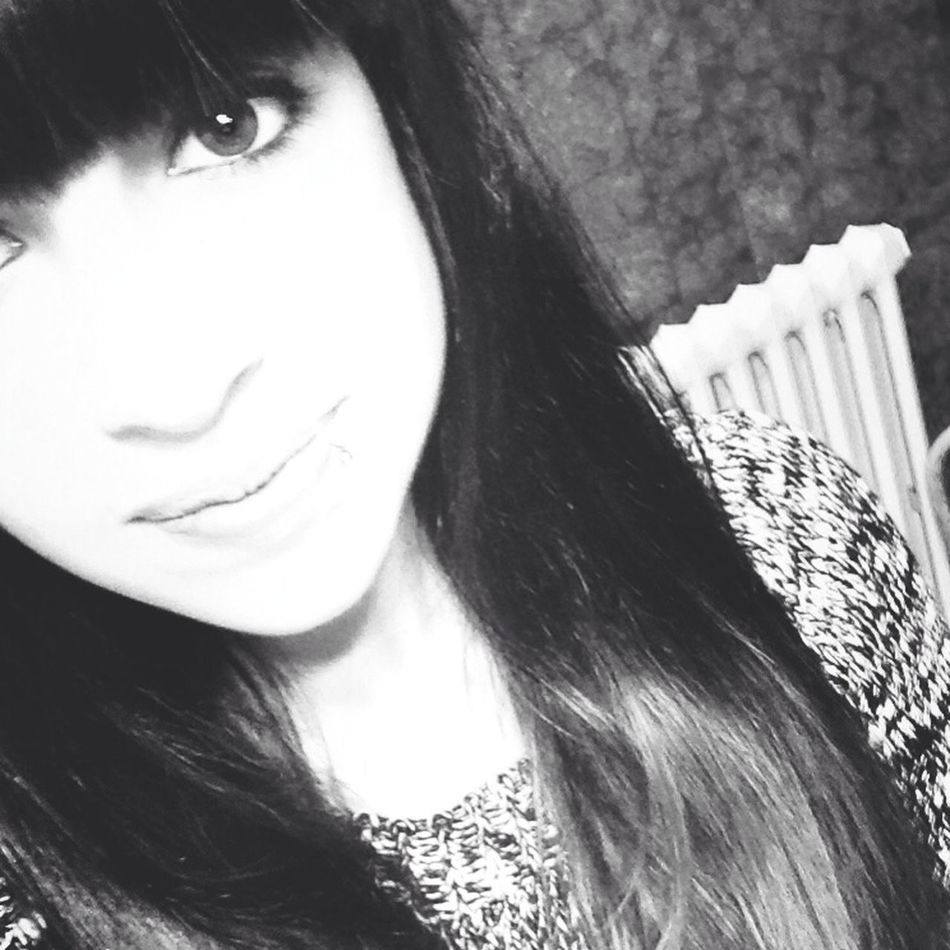That's Me Girl Selfie