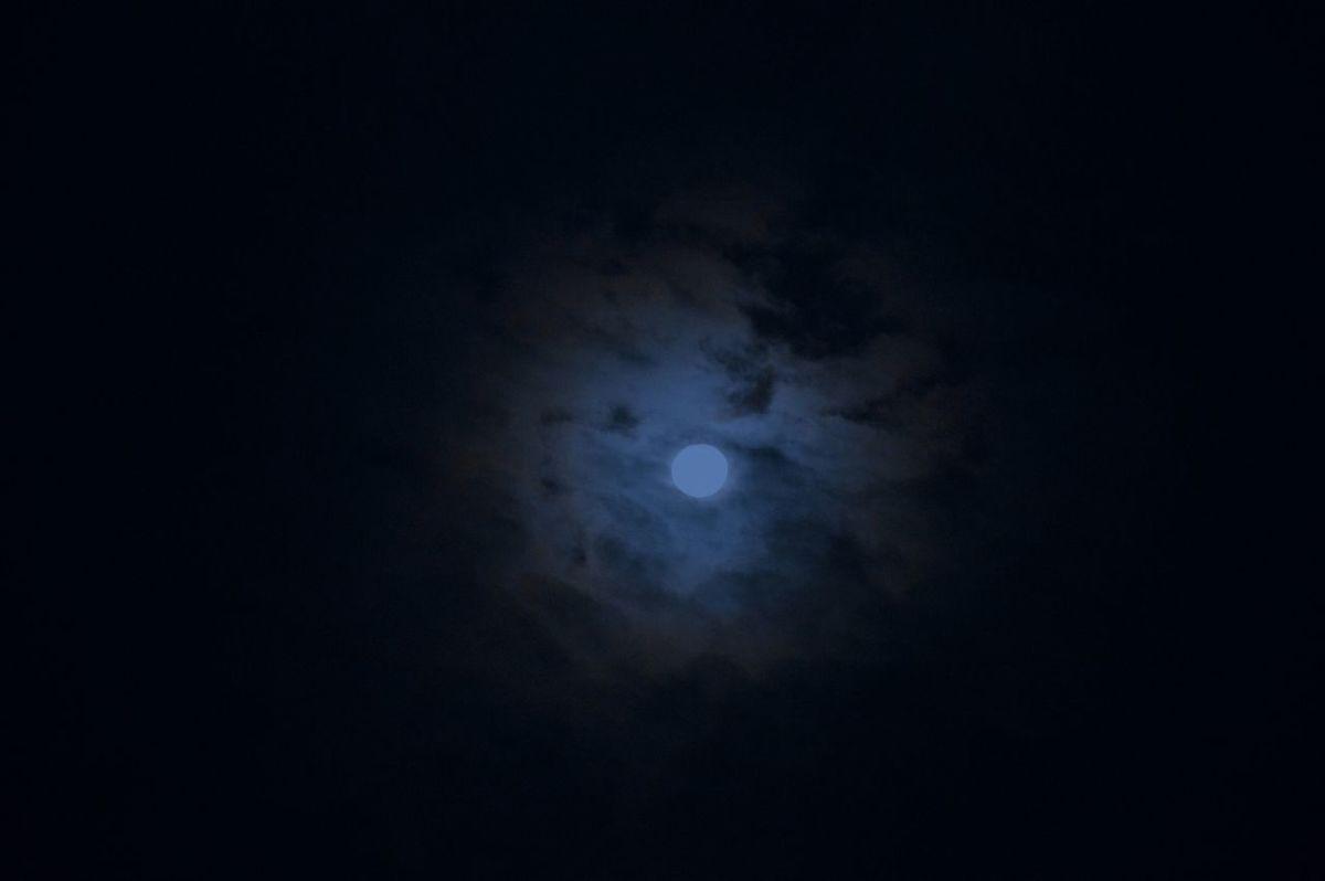 Moon shots . Night View Male'city Night Photography