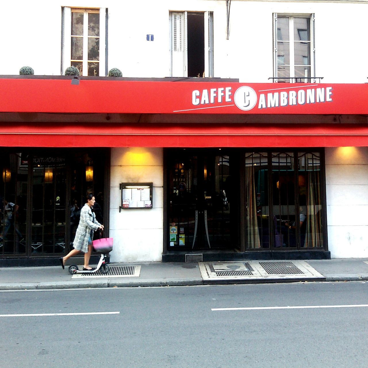 Diquattro Paris ❤ Parigi Cambronne Summer2015