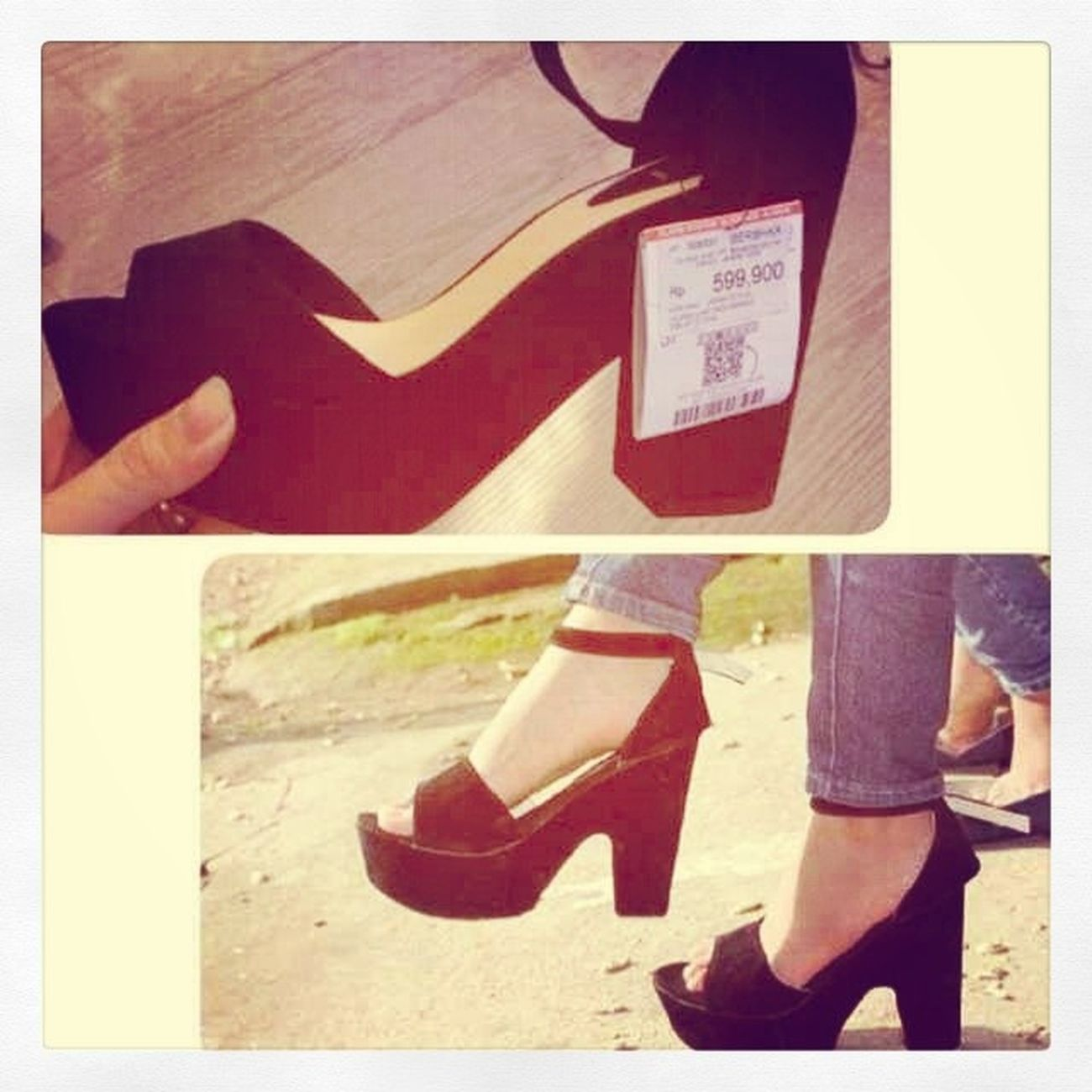 Shoe black Instalike Instafollow Instabanjar Instabungas