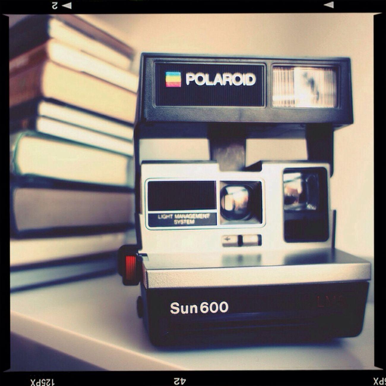 こんなのあったなあ Polaroid ポラロイド
