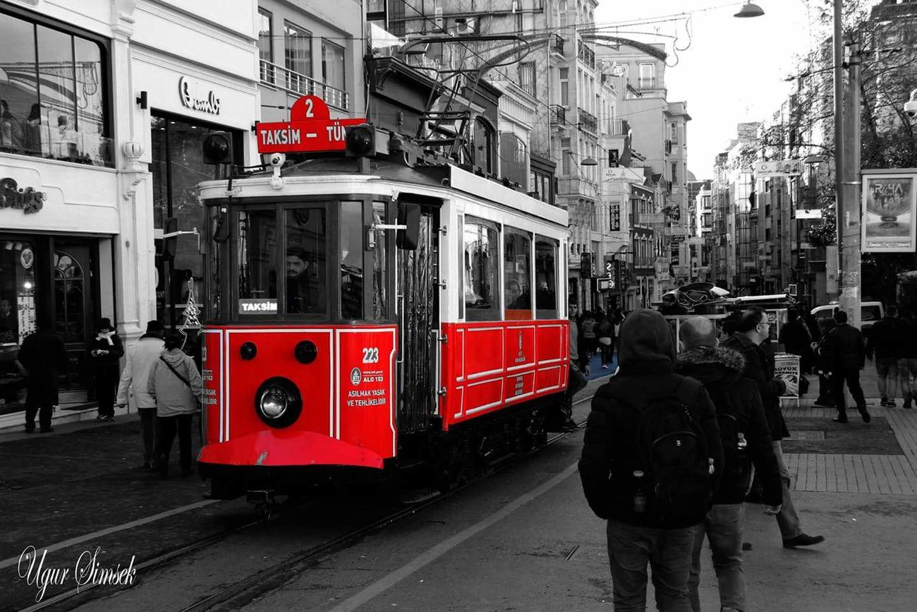 Istanbul Istanbul Turkey Ugursimsek Kızkulesi Taksim Meydanı Taksimtünel Istiklal Caddesi