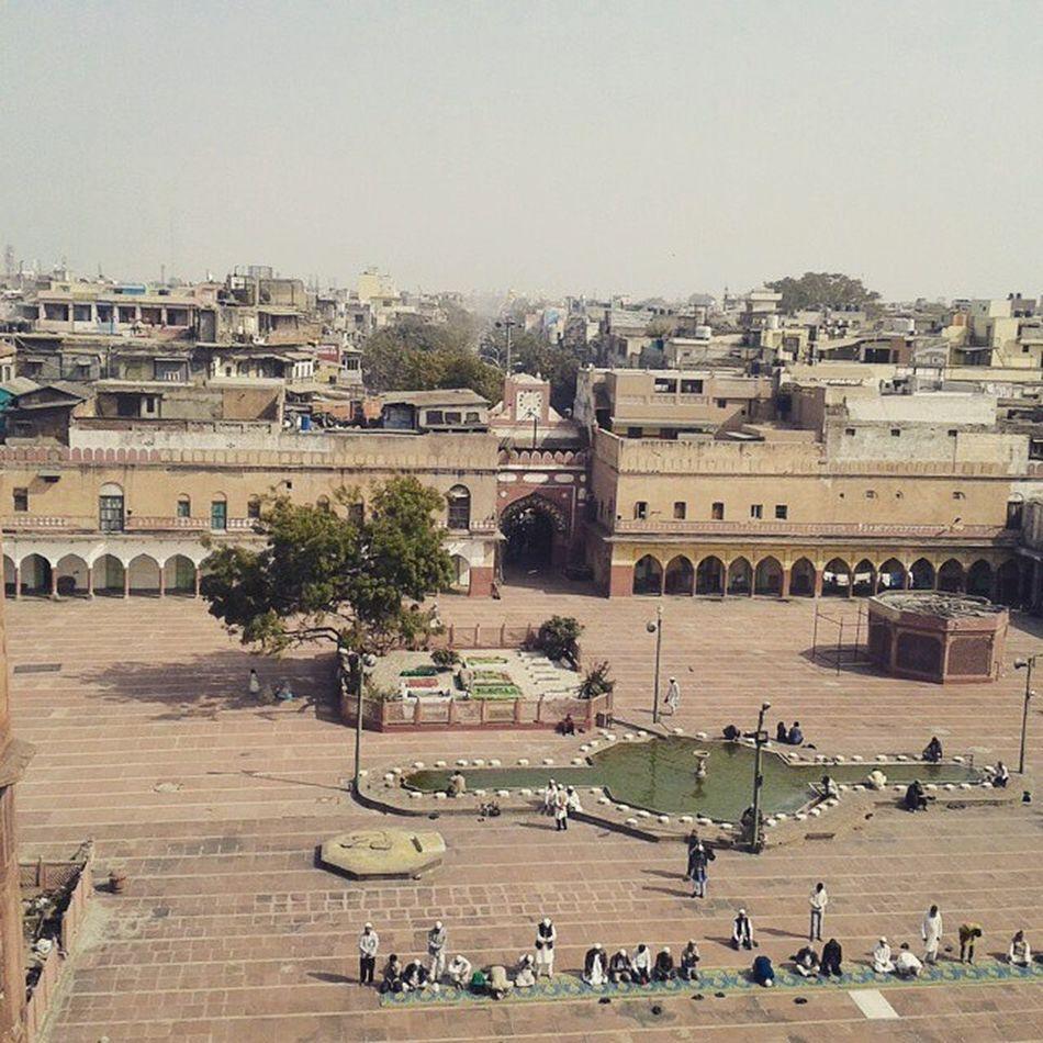 Old Delhi rocks! Vscocam ChandiChowk Delhi India