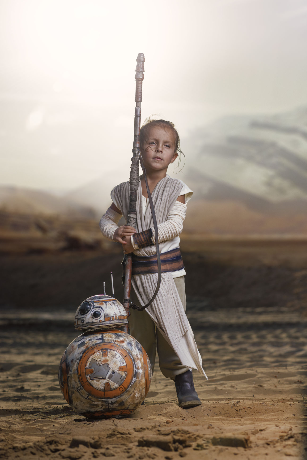 MayTheFourthBeWithYou Star Wars Children Only One Person Full Length Child People Sky Outdoors Cosplay Cosplaygirl