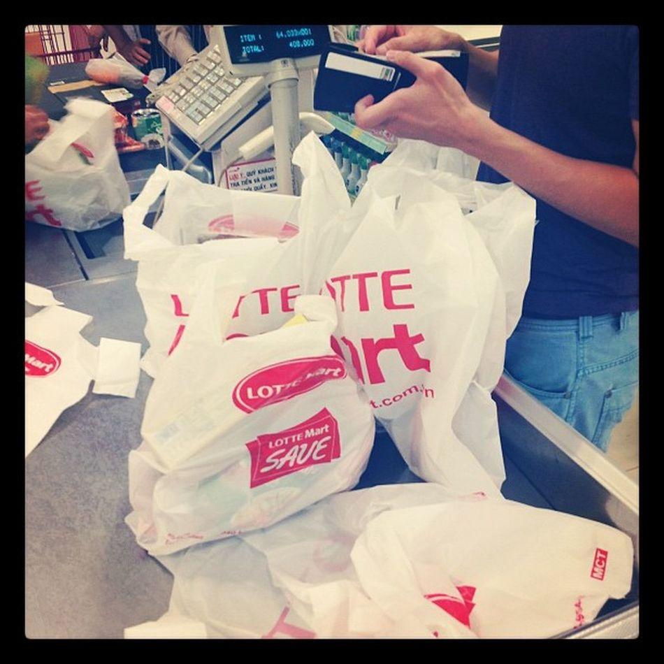Đi siêu thị <3