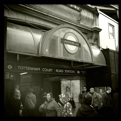 Northern Line in London by Paul