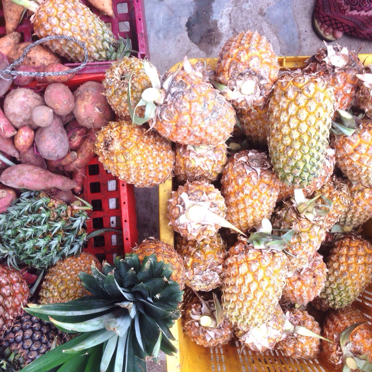 Pineapple Fruit Oldmarket